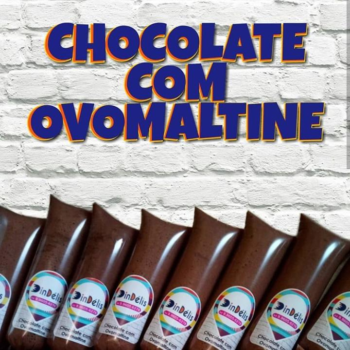 Chocolate com ovomaltine