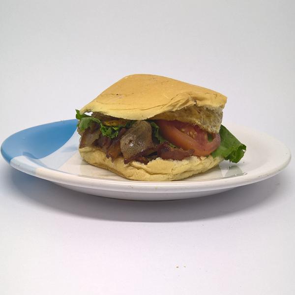 X Lombo com Bacon