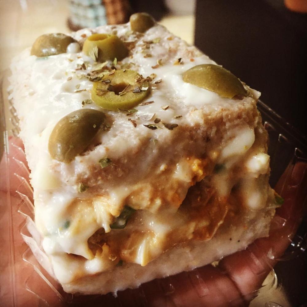 Torta Fria de Frango
