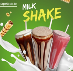 Milk Shake Tradiconal