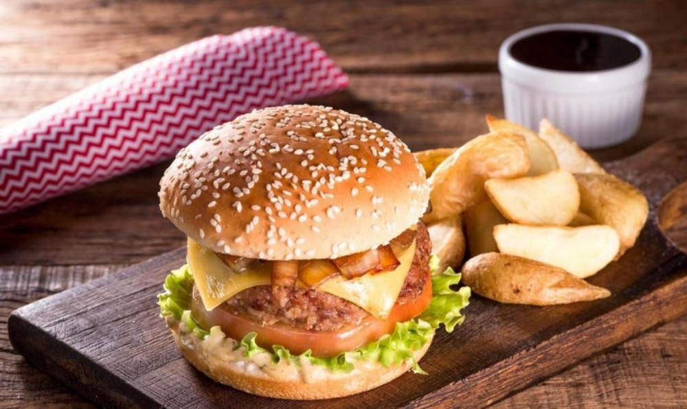 Hambúrguer de Fraldinha