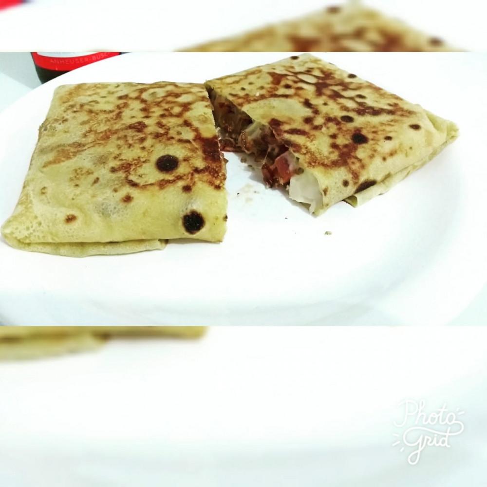 Crepes - Crepe (Na compra de 2 crepes GANHE 1 MINEIRO 1,5L)